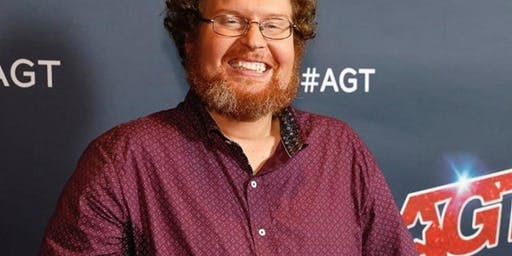 Ryan Niemiller is returning from America's Got Talent (SOLD OUT)