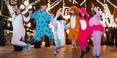 Onesie Bar Crawl 2019 - Des Moines