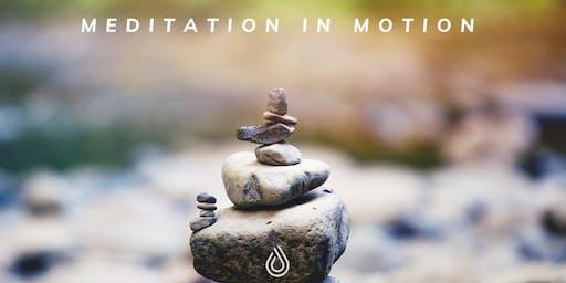 Meditation In Motion