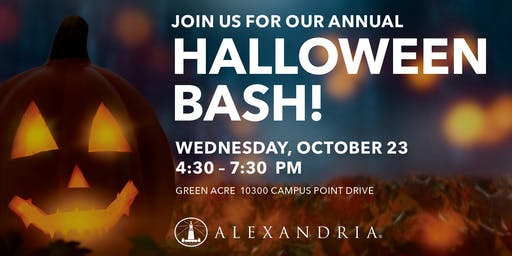 ARE Halloween Bash