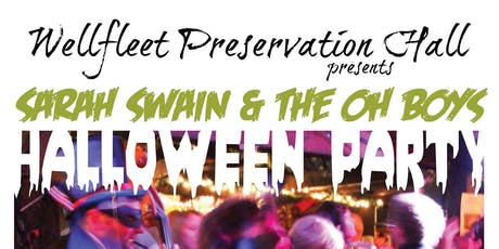 Halloween Dance Party w/Sarah Swain & The Oh Boys! tickets