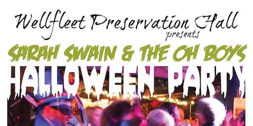 Halloween Dance Party w/Sarah Swain & The Oh Boys!