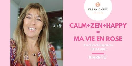 MA VIE EN ROSE Petit-Dejeuner Coaching Biarritz  billets