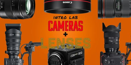 Intro Filmmaking Class: Cameras + Lenses tickets