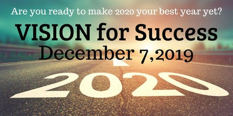 VISION for Success 2020 tickets