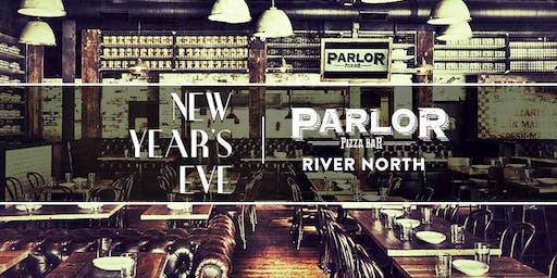 New Year's Eve Chicago at Parlor (River North)