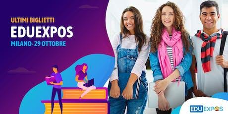Eduexpo Milano biglietti