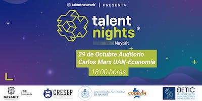 Talent Nights Nayarit Vol. 5
