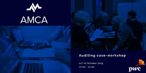 AMCA x PwC - The auditing event