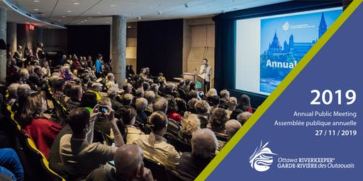 2019 Annual Public Meeting // Assemblée publique annuelle 2019