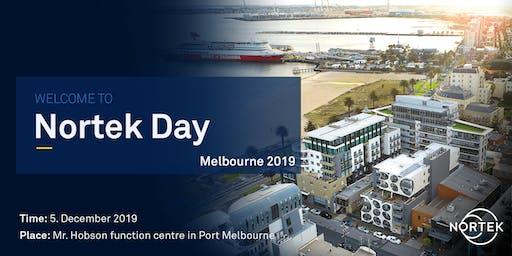 Nortek Day - Melbourne 2019