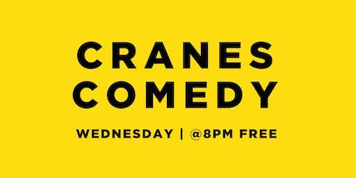 Crane's Comedy // November 2019 Edition