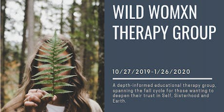 Wild Womxn Therapy Group  tickets