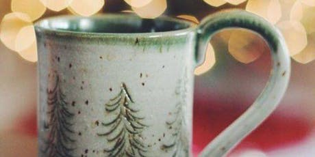 Saturday Workshops - Festive Mug Making tickets