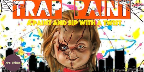 Trap Paint Party: Halloween Edition tickets