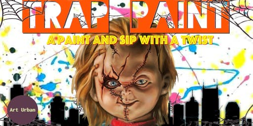 Trap Paint Party: Halloween Edition