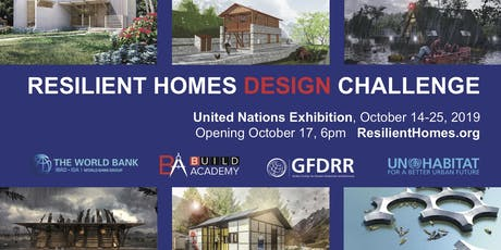 Resilient Homes UN Exhibition tickets