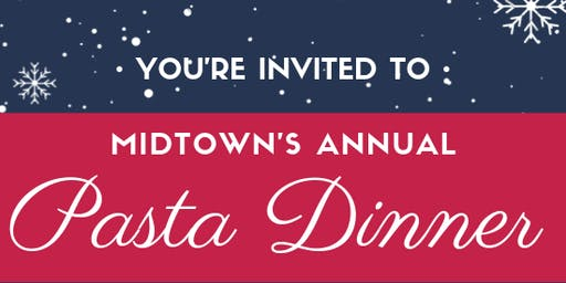 Midtown Community Services Pasta Dinner