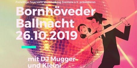 Bornhöveder Ballnacht 2019 Tickets