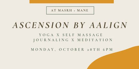 Ascension by AALIGN tickets