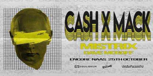 Equilibrium X Boiler Sessions W/ Cash X Mack // Mistrix // Dave McGoff