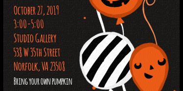 Spooky Fun Art Party