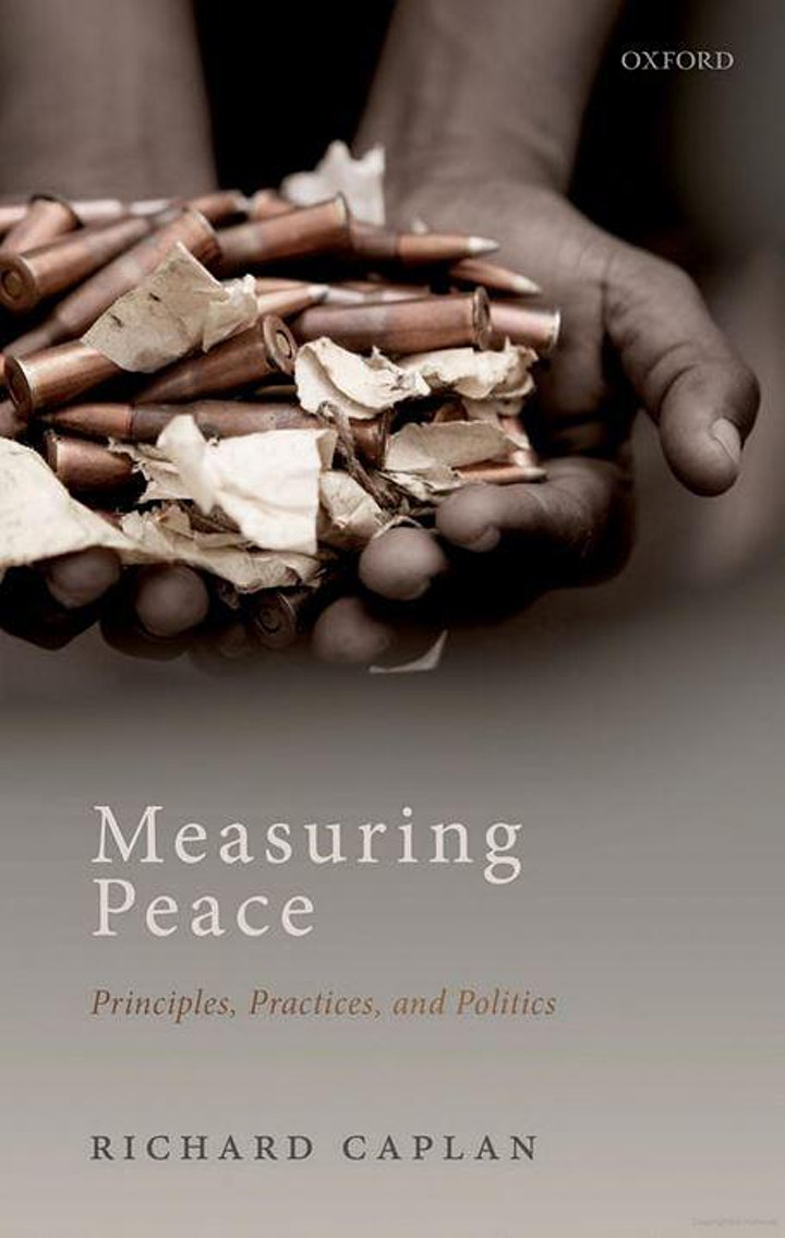 Measuring Peace: A panel discussion image