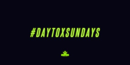 #DAYTOXSUNDAYS: BRUNCH + DAY PARTY