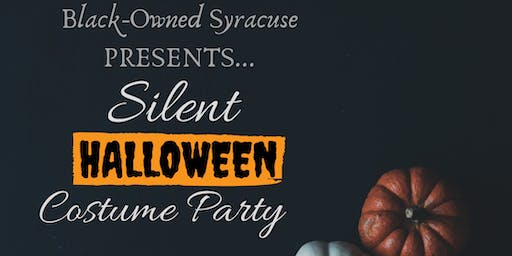 Silent Halloween Costume Party