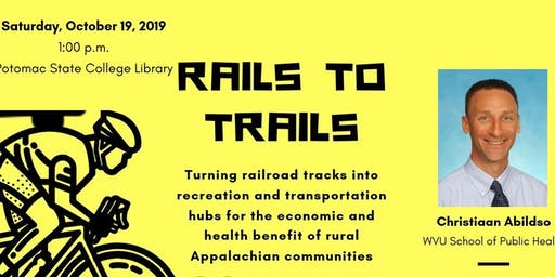 Rails to Trails: Business Impacts and their Future in WV