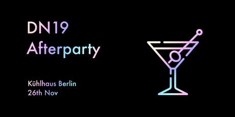 DN19 Afterparty tickets