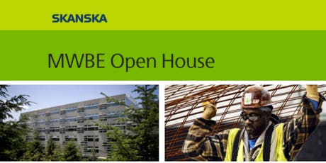 Skanska MWBE Open House tickets