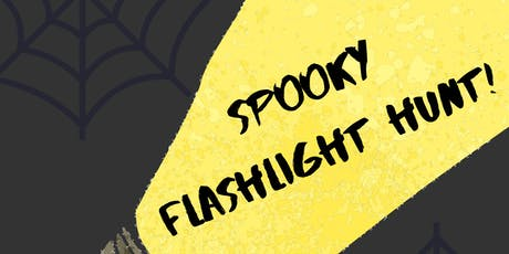 Spooky Flashlight Hunt! tickets