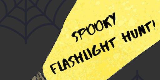 Spooky Flashlight Hunt!
