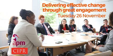 Delivering effective change through great engagement tickets