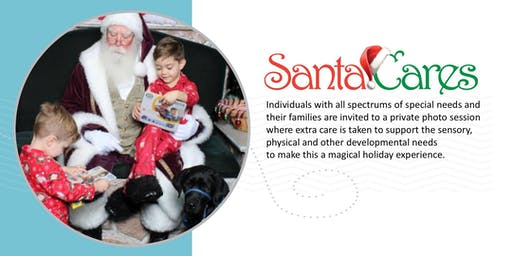 Yuba Sutter Mall 12/1 Santa Cares