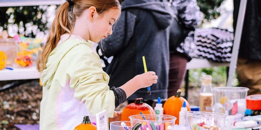 Pumpkin Painting & Decorating Class
