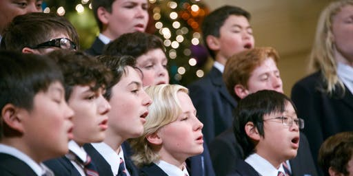 San Francisco Boys Chorus Winter Concert -- A Ceremony of Carols