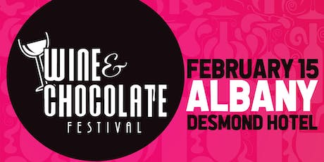 Albany Wine and Chocolate Festival tickets