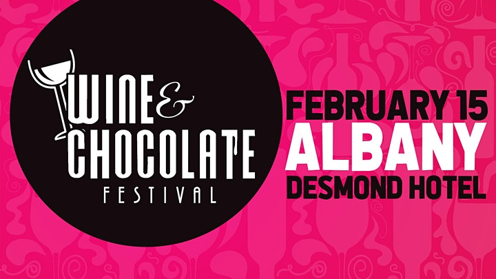 Albany Wine and Chocolate Festival image