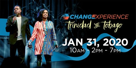 Change Experience 2020 - Trinidad tickets