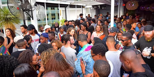 SkyLineDC Decades Sundays DayParty | AfroBeats; HipHop; Soca
