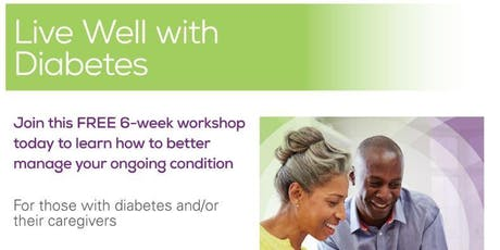 Live Well with Diabetes  tickets