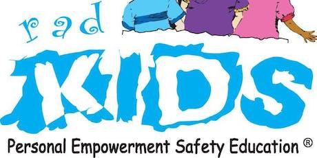 5-8 Year Old Rad Kids tickets