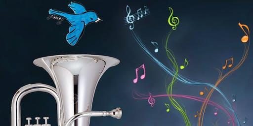 Concert for Bluebird - Ratby Brass Band & Fosse Singers