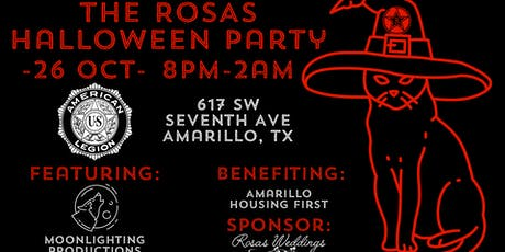 The 7th Annual Rosas Halloween Party tickets