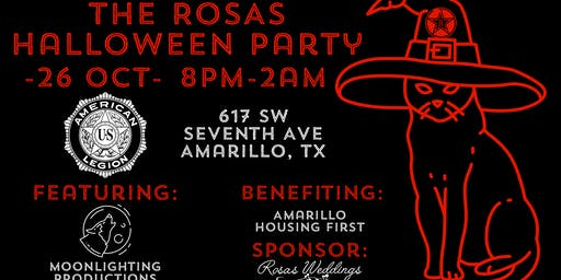 The 7th Annual Rosas Halloween Party