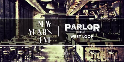 New Year's Eve Chicago at Parlor (West Loop)