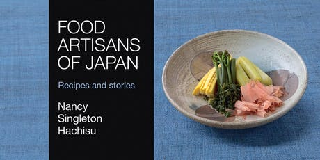 Books & Bites with Nancy Singleton Hachisu tickets