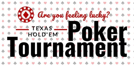 Texas Hold'em Tournament-Helping Hands/HPIC tickets